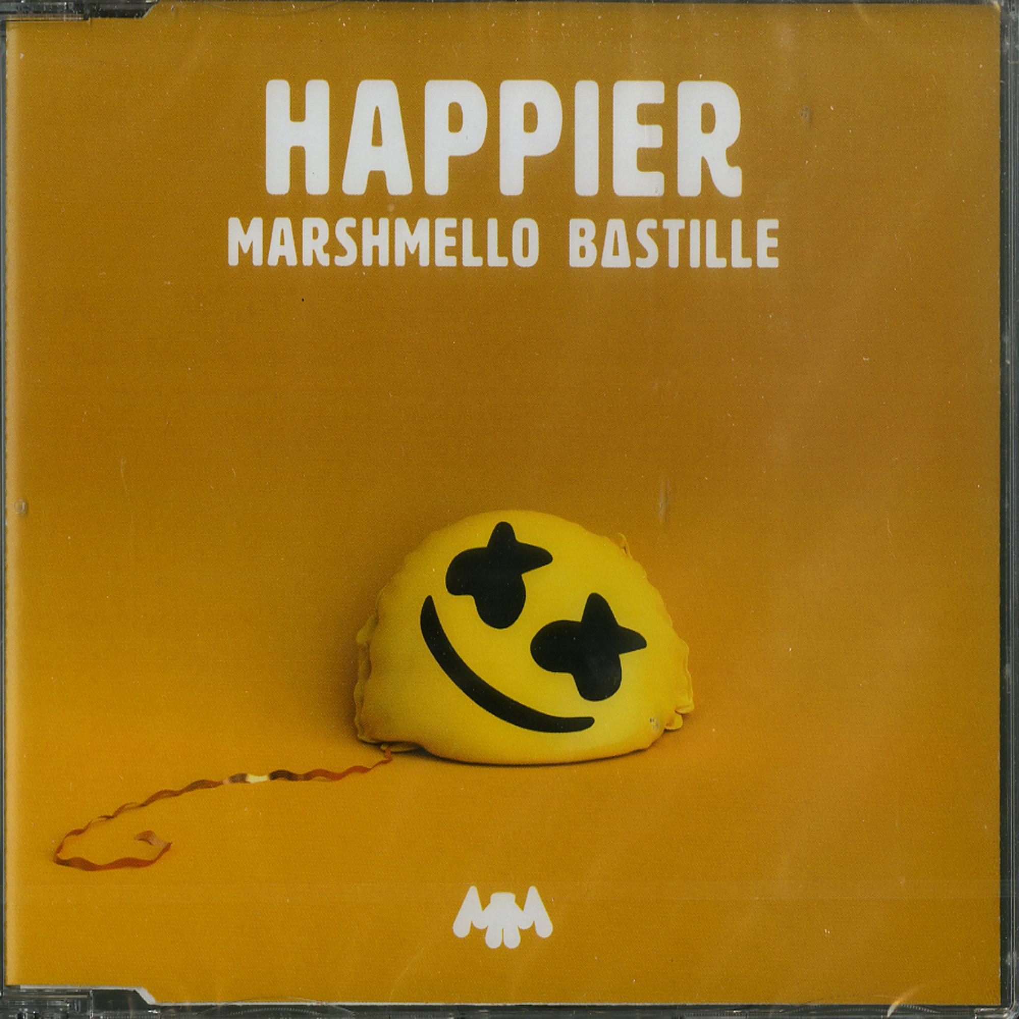 دانلود آهنگ جدید MARSHMELLO Happier