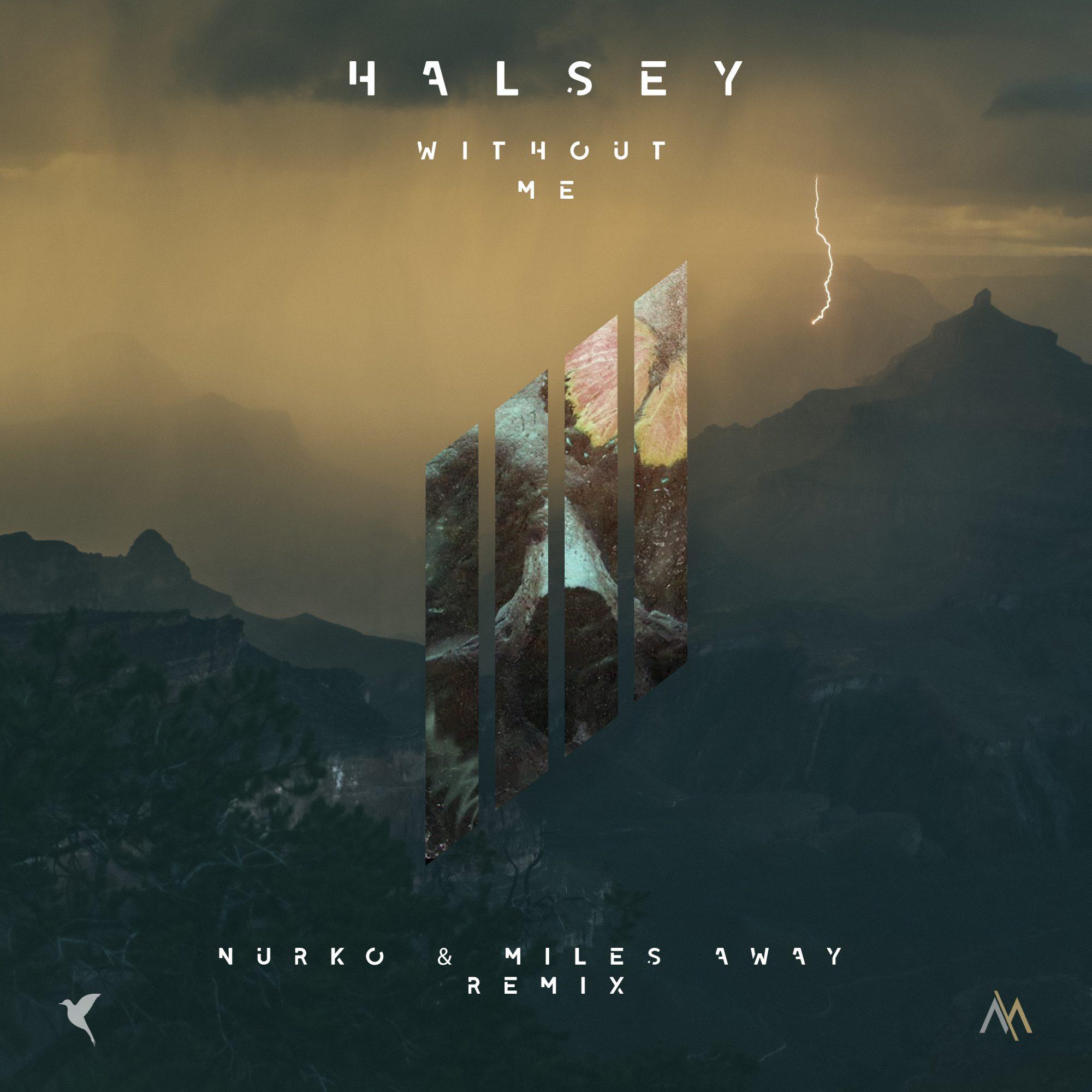 دانلود آهنگ جدید HALSEY Without Me